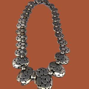 John Hardy Kali Pebble necklace